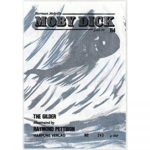 #114 The Gilder - by Raymond Pettibon