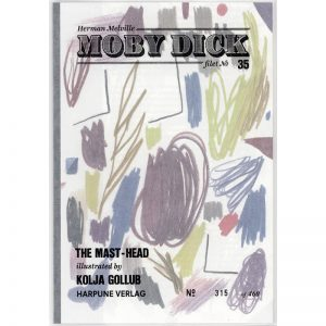 #35 The Mast-Head - illustrated by Kolja Gollub#35 The Mast-Head - illustrated by Kolja Gollub