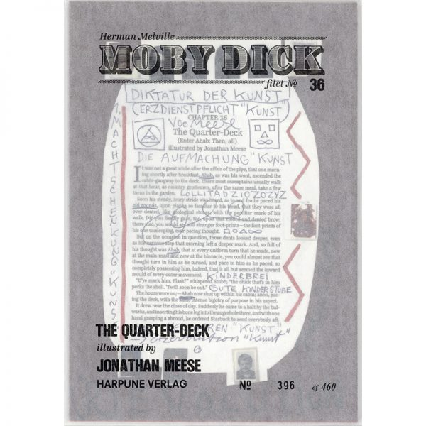 #36 The Quarter Deck by Jonathan Meese